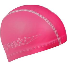speedo Pace Badehætte Børn, pink